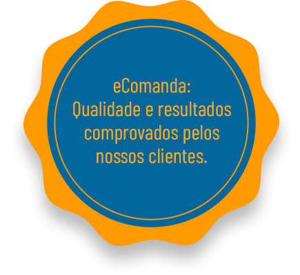 eComanda: Qualidade e resultados comprovados pelos nossos clientes.